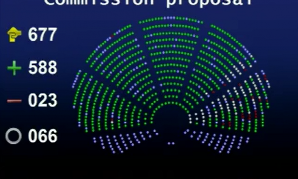 "Water Reuse: the European Parliament said ""YES"" !"