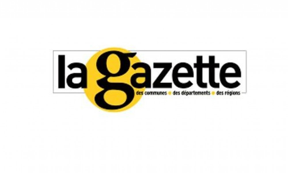 La Gazette des communes parle d'Ecofilae (2016)
