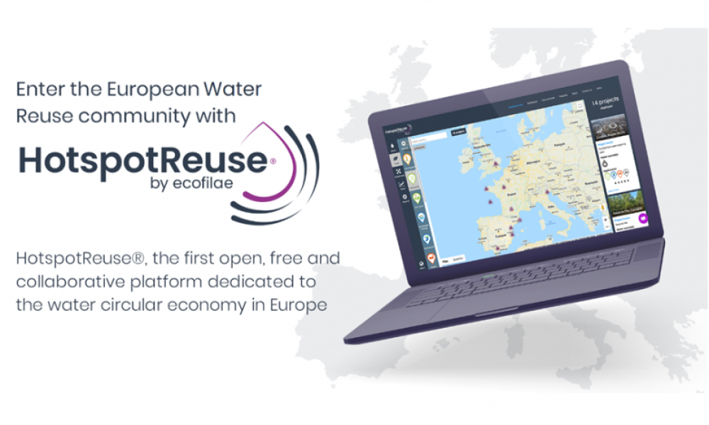 Aujourd'hui, HotspotReuse s'étend à l'échelle européenne !