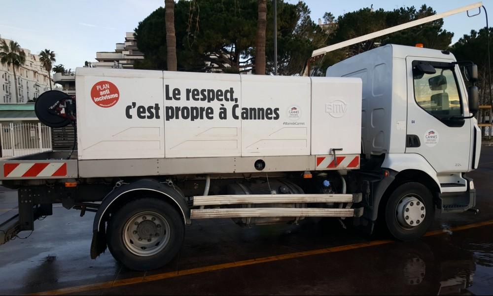 L'agglomération urbaine de Cannes entre dans l'économie circulaire de l'eau !