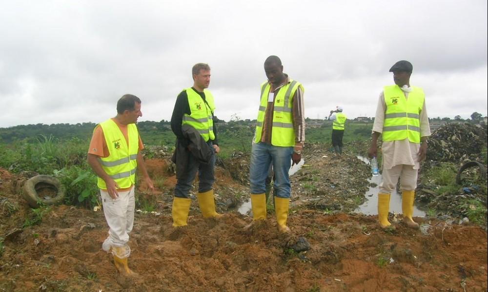 Séminaire de formation « matières organiques » pour les cadres techniques d'Afrique Centrale