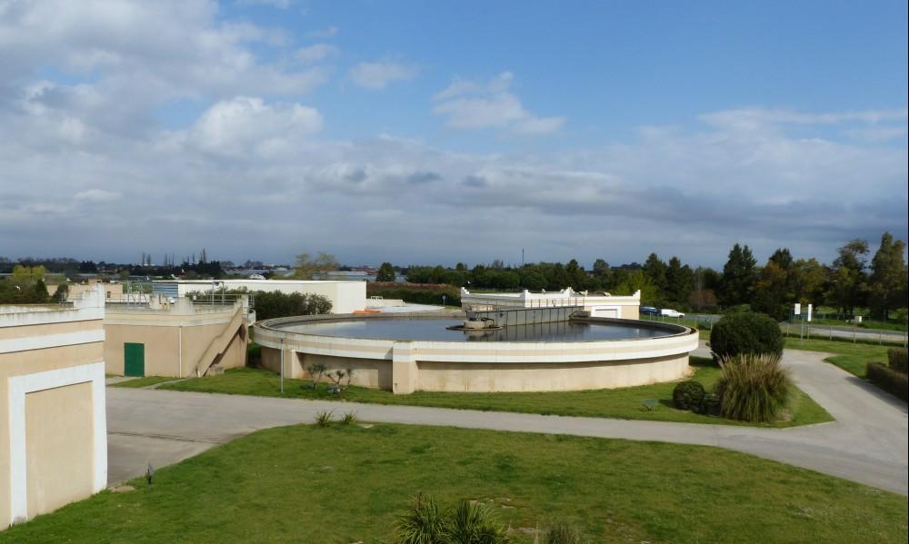 Etude de faisabilité pour la réutilisation d'eaux usées traitées sur la Communauté de Communes Sud Roussillon