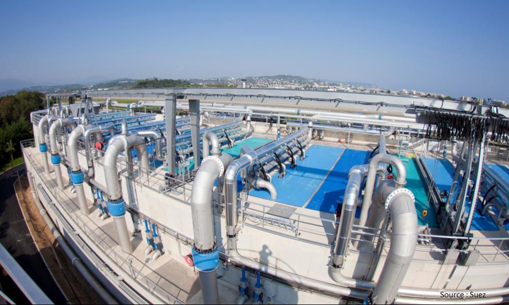 Technical-economic analyzes of reuse scenarios in Cannes-Mandelieu