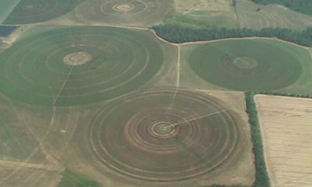 Suivre et contrôler un site d'agro-épuration de 300 Ha