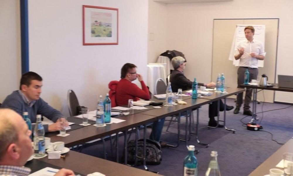Former les professionnels allemands du secteur de l'irrigation